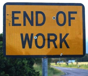 end-of-work